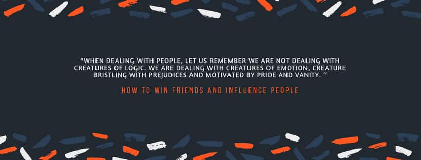 Ulasan Buku : How To Win Friends And Influence People