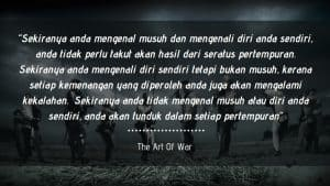 Ulasan Buku : The Art Of War